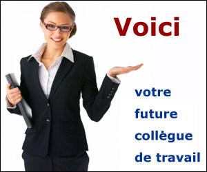 Publicité - trouver un job au Québec