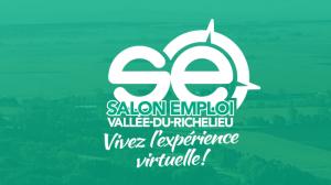 Salon de l'emploi virtuel de la Vallée-du-Richelieu